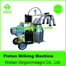 Best Selling 9J-IP Piston Milk Sucking Machine