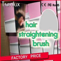 New style princess long straight hair straightener comb Factory direct sales