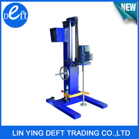Hot Sale mini lab paint disperser mixing machine,disperser for painting/pigment/ink/coating