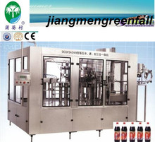 high quality carbonated drink filling machinery filling plant /filling equipment /drinks making machine/production line