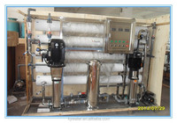 ozone generator water treatment 5000LPH with water pump specifications