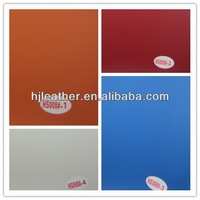 manufacturer's price elastic PU waterproof leather