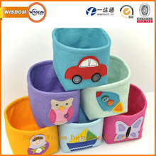 high quality lovely kids storage box