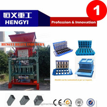 Professional and Multi- functional QT4-35 brick making machine price list for sale