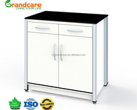 Compact Laminate Medical Wall Side Cabinet G-FT003