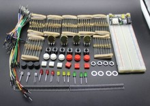 Trade Assurance Gold Supplier generic parts package For kit + Breadboard power module+MB-102 830 points Bread board kit