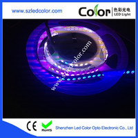 smd5050 rgb color changing dimmable led flexible strip light