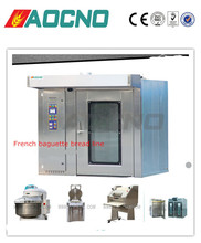 baguette production line/manufacture volume capacity of baguette/industrial french bread manufacture with CE