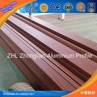 China supplier unit weight aluminum products in metal building materials in india for prefab homes