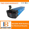 Direct sale, Hangzhou factory, e-bike lithium ion batteries assembly via 18650 cells, 36V10Ah