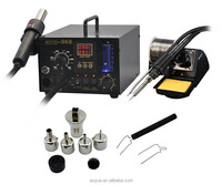 aoyue 968 soldering station 3 in 1 welding station