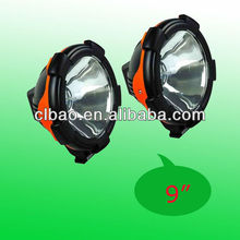 35W and 55W white 12V hid dive led driving lights for wholesell
