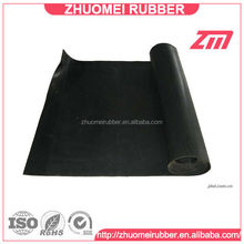 Rubber Sheet made of natural and synthetic rubber