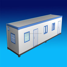 Green Mobile Modular Prefabricated house/Home