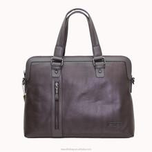 2015 High Quality Men's Shoulder Bags 100% genuine leather handbags