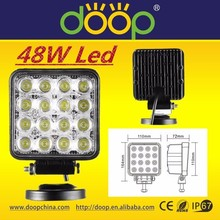 Guangzhou Factory supper bright 48W Auto led,Auto led light