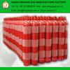 Seamless Steel Industrial Argon Gas Bottles