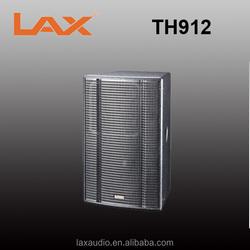 "single 12"" two-way full range 400W speaker LAX TH912"