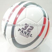 Laminated soccer ball lots