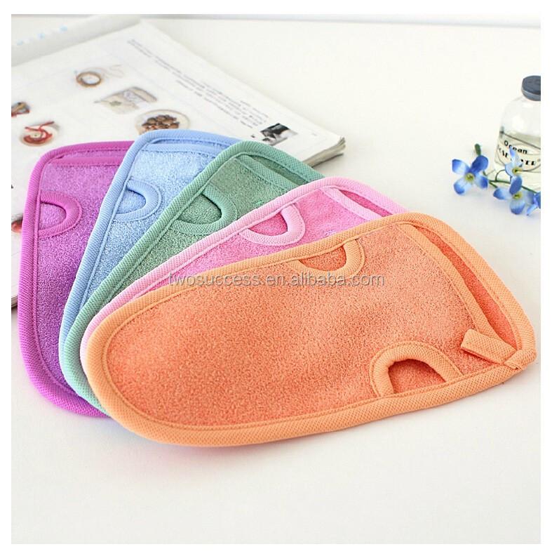 natural magic wash fiber hemp bath towel gloves (5)