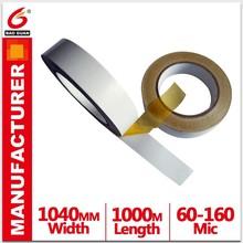 Super transparent double side tape for lens sheet