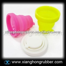 Promotion gift Silicone flexible & folding cups