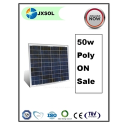 50w poly photovoltaic cells China wholesale commercial solar panel