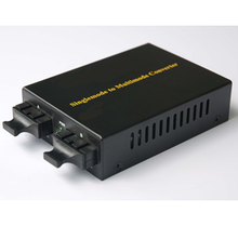 Low heat, reliable and stable performance single-/multi-mode converters