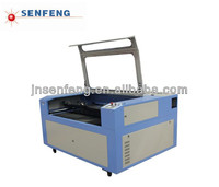 Laser cutting machine for plastic film for sale