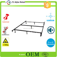 modern style Iron Beds frames king size