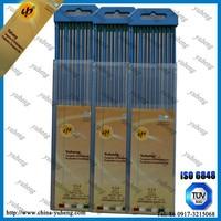 WP tungsten spot welding pin tungsten electrod welding