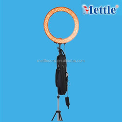 55W LED ring light with bag for camera equipment