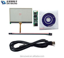cheap price 4.3 inch Resistive touch screen for monitor