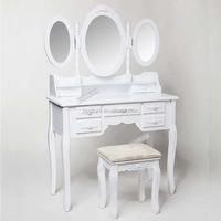 2015 Hot Selling Mail Order Packing Bedroom Furniture Vanity Table Dressing Makeup Table Factory &Supplier&Seller&Distributor