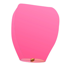 Christmas Mix color 50pcs Chinese Paper Lantern fly to Sky lantern/wishing lantern with fuel