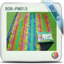 New design printed plastic picnic mat OEM