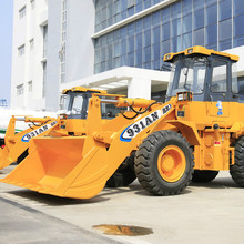 hot sale small mining loader tractor