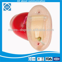 MDSP CIC invisible hearing aid device