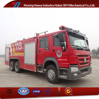 High Quality Factory Price Dry Powder Foam Combination Water Fire Fighting Trucks
