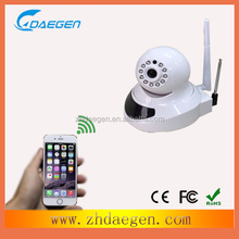 Telecamera ip wireless wifi fotocamera, foto sensore sensibile/lampada a raggi infrarossi/allarme luce/registrare video luce/braccio luce/luce rete/mic