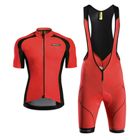 Monton Custom Men Bicycle Clothes Team Bike Uniform