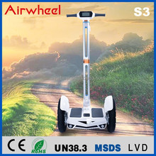 2014 New Model Airwheel 2 wheel electric standing scooter