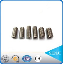 Machinery ASME/ANSI B18.3 Titanium hex socket headless set screw