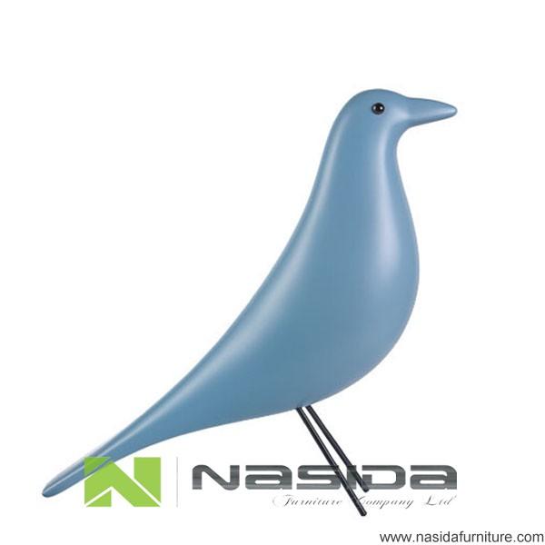 r plique nd512 eames maison ornement oiseau bleu. Black Bedroom Furniture Sets. Home Design Ideas