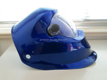 LCD as lens ADF sofe texture shell materials flame-retardant and light-proof auto darkening welding helmets