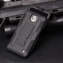 2015 Best Selling Armor Holster Kickstand Combo Protector Phone Case for Samsung Galaxy Mega 2 G7508 G750F,For Mega 2 Case Cover