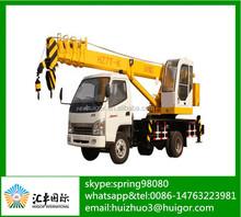 12 ton knuckle arm truck crane/10 ton mobile crane lifting hydraulic crane with Telescopic Boom