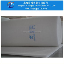 Synthetic fiber 600g spray booth roof filter/spraybooth filters factory