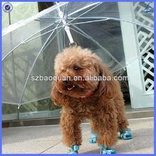 plastic umbrella/dog umbrella/pet umbrella