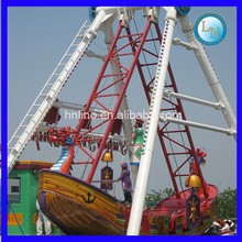 Great fun!!!Outdoor& indoor super interesting amusement park kids ride Mini Pirate Ship for sale